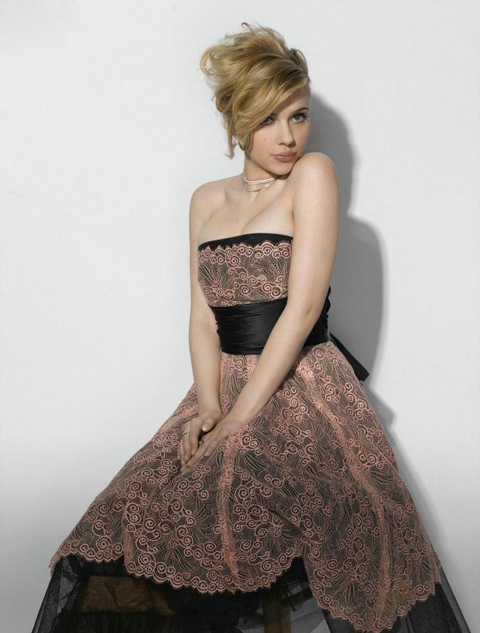 Скарлетт Йоханссон (Scarlett Johansson) в фотосессии Мэри Эллен Мэттьюс (Mary Ellen Matthews)