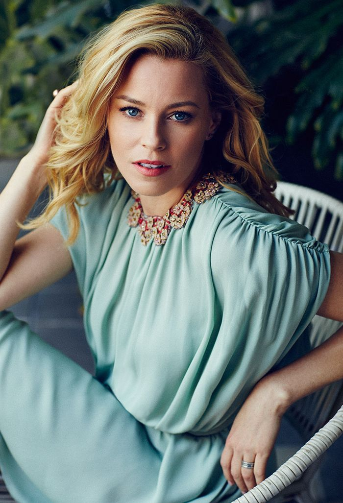 Элизабет Бэнкс (Elizabeth Banks) в фотосессии Miller Mobley для журнала The Hollywood Reporter (май 2015)