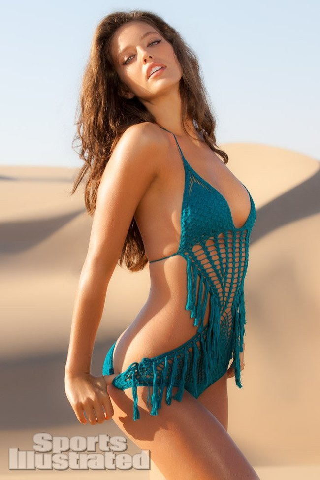 Фотосессия Эмили Ди Донато для журнала «Sports Illustrated Swimsuit 2013»