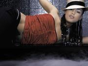 Алиша Кис(Alicia Keys) в фотосессии Майкла Лабика(Michael Labica).