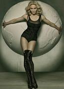 Мадонна(Madonna) в фотосессии Стивена Мейзеля(Steven Meisel) для журнала Vanity Fair (май 2008).