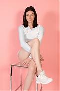 Стоя (Stoya) в фотосессии Молли Маталон (Molly Matalon) для журнала DIS (2014)