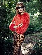 Эстер Хиш (Esther Heesch) в фотосессии Елены Рендиной (Elena Rendina) для журнала Numero (ноябрь 2014)