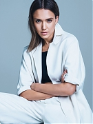 Джессика Альба (Jessica Alba) в фотосессии Себастьяна Кима (Sebastian Kim) для журнала Glamour (июнь 2014)