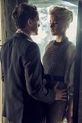 Амбер Херд (Amber Heard) и Антон Ельчин (Anton Yelchin) в фотосессии Курта Исвариенко (Kurt Iswarienko) для журнала Interview Russia (сентябрь 2012)