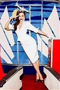 Ксения Дели (Xenia Deli) в фотосессии Тони Келли (Tony Kelly) для журнала Max (январь 2013)