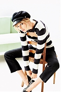 Тейлор Свифт (Taylor Swift) в фотосессии Уолтера Чина (Walter Chin) для журнала Glamour UK (ноябрь 2013)