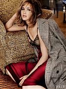 Дженнифер Лоуренс (Jennifer Lawrence) в фотосессии Марио Тестино (Mario Testino) для журнала Vogue (сентябрь 2013)