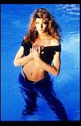 Керсти Элли (Kirstie Alley) в фотосессии Фируза Захеди (Firooz Zahedi) (1988)