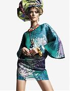 Касия Страсс (Kasia Struss) в фотосессии Грега Кейдела (Greg Kadel) для журнала Numero (апрель 2013)