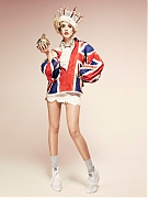 Агнесс Дейн (Agyness Deyn) в фотосессии Чона Сына Хвана (Jeon Seung Hwan) для журнала Shinsegae Style (лето 2012)