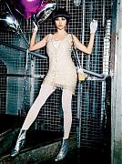 Адриана Лима (Adriana Lima) в фотосессии Эллен фон Унверт (Ellen von Unwerth) для журнала Vogue Brazil (сентябрь 2014)