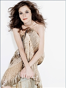 Анна Фрил (Anna Friel) в фотосессии Кеннета Вилларда (Kenneth Willardt) для журнала InStyle UK (июнь 2008)