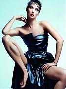 Кармен Педару (Karmen Pedaru) в фотосессии Ткзема Йесте (Txema Yeste) для журнала L'Express Styles (октябрь 2014)