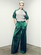Джессика Стэм (Jessica Stam) в фотосессии Виктора Демаршелье (Victor Demarchelier) для журнала Vogue Japan (февраль 2013)