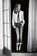 Миранда Керр (Miranda Kerr) в фотосессии Себастьяна Фаены (Sebastian Faena) для коллекции All Mankin