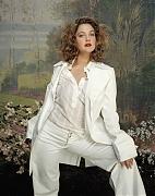 Дрю Бэрримор (Drew Barrymore) в фотосессии Крейга ДеКристо (Craig DeCristo) для журнала Movieline (апрель 2003)