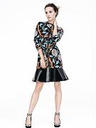 Алисия Викандер (Alicia Vikander) в фотосессии Скота Триндла (Scott Trindle) для журнала Vogue UK (Февраль 2015)