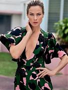 Кэролин Мерфи (Carolyn Murphy) в фотосессии Мэта Джонса (Matt Jones) для журнала Elle Italia (апрель 2015)