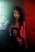 Мишель Трахтенберг (Michelle Trachtenberg) в фотосессии для журнала Mean (сентябрь 2006)