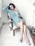 Кира Найтли (Keira Knightley) в фотосессии Нормана Джина Роя (Norman Jean Roy) для журнала GQ (март 2012)