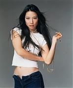 Люси Лью (Lucy Liu) в фотосессии Мэтью Ролстона (Matthew Rolston) (2000)