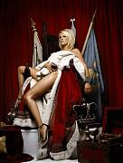 Денис Ван Оутен (Denise van Outen) в фотосессии Алана Стратта (Alan Strutt) (2004)