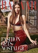 Миранда Керр для Harper's Bazaar Австралия