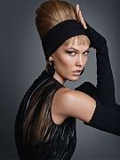 Карли Клосс — Фотосессия для «Vogue» UK 2015