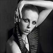 Эди Кэмпбелл — Фотосессия для «Vogue» FR 2015