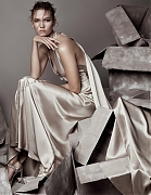 Карли Клосс Фотосессия для «Vogue» UK 2015