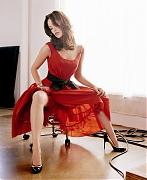 Оливия Уайлд (Olivia Wilde) 2006, август 2011, Оливия Уайлд (Olivia Wilde) в фотосессии Джерри Авенейма (Jerry Avenaim)