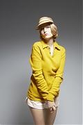 Лили Собески (Leelee Sobieski) в фотосессии Маркуса Гааба (Marcus Gaab) для журнала I Love You (2011)