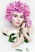 Супермодель Ана-Мария Илинка в разных образах