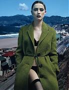 Звёздная Эмбер Херд в фотосессии для W Magazine