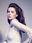 Фелисити Джонс (Felicity Jones) в фотосессии Микаэлы Россато (Micaela Rossato) для журнала InStyle (январь 2013)