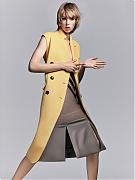 Эди Кэмпбелл (Edie Campbell) в фотосессии Крейга МакДина (Craig McDean) для журнала Vogue US (сентябрь 2014)