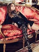 Дженнифер Лопес (Jennifer Lopez) в фотосессии Ткзема Йесте (Txema Yeste) для журнала ELLE UK (октябрь 2014)