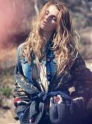 Мэдисон Хидрик (Madison Headrick) в фотосессии Давида Бельмера (David Bellemere) для журнала Marie Claire Italia (ноябрь 2014)