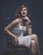 Констанс Яблонски (Constance Jablonski) в фотосессии для журнала Neiman Marcus The Holiday Book (2011)