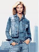 Карли Клосс (Karlie Kloss) в фотосессии Паолы Кудаки (Paola Kudacki) для журнала Lucky (октябрь 2014)