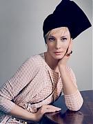 Кейт Бланшетт (Cate Blanchett) в фотосессии Emma Summerton для журнала Vogue Australia (апрель 2015)