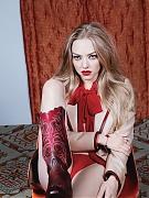 Аманда Сейфрид (Amanda Seyfried) в фотосессии Крейга МакДина (Craig McDean) для журнала W (апрель 2014)