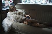 Рози Хантингтон-Уайтли (Rosie Huntington-Whiteley) в фотосессии Грега Уильямса (Greg Williams) для журнала GQ (март 2008)