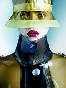 Кара Делевинь (Cara Delevingne) в фотосессии Марио Тестино (Mario Testino) для журнала Allure (октябрь 2014)