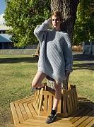 Эмма Робертс (Emma Roberts) в фотосессии Стиви Веррока (Stevie Verroca) и Мада Рефухио (Mada Refujio) для журнала Flaunt (ноябрь 2014)