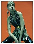 Элизабет Эрм (Elisabeth Erm) в фотосессии Грега Кейдела (Greg Kadel) для журналаNumero (декабрь 2013)