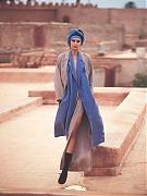 Надя Бендер (Nadja Bender) в фотосессии David Bellemere для журнала Vogue Spain(март 2015)