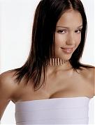 Джессика Альба (Jessica Alba) в фотосессии Стива Шоу (Steve Shaw) для журналаInStyle (2001)