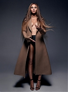 Бейонсе Ноулз (Beyonce Knowles) в фотосессии Пьера Дебушера (Pierre Debusschere) для журнала CR Fashion Book (осень-зима 2014-2015)